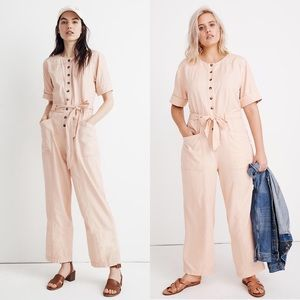 Madewell coveralls